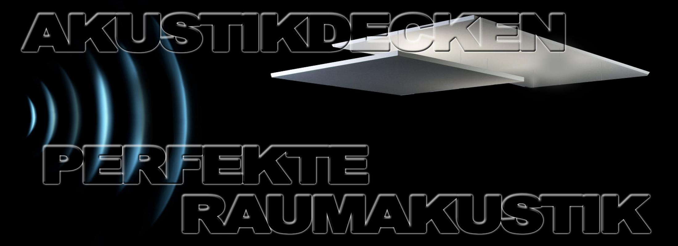 Akustikdecken - GKS - Wohnkomfort